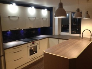 VSM Property Services kitchen design and installation